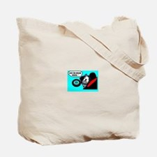 LOVE THE DREAM CRUISE (DOG STYLE) Tote Bag