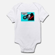 LOVE THE DREAM CRUISE (DOG STYLE) Infant Bodysuit