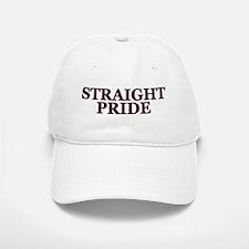 Proud Straight Pride Baseball Baseball Cap