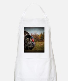 autumn landscape country turkey Apron