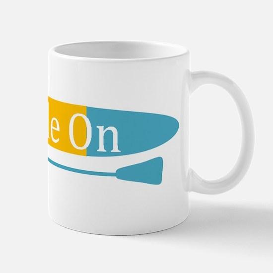 Paddle On Mugs