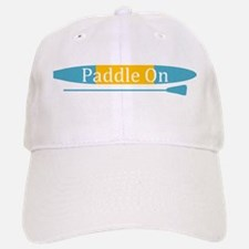 Paddle On Baseball Baseball Baseball Cap