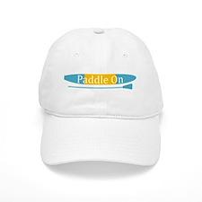 Paddle On Baseball Baseball Cap