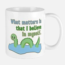 Loch Ness Monster Believe Mug