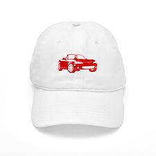 NB Red Baseball Cap