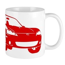 NB Red Mug