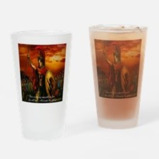Alexander The Great Drinking Glass