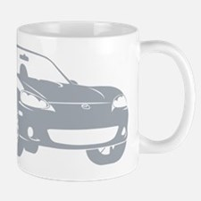 NB Silver Mug
