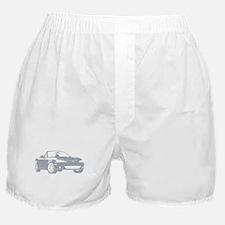 NB Silver Boxer Shorts