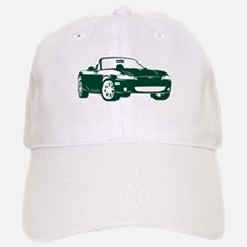 NB Green Baseball Baseball Cap