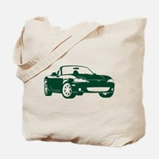 NB Green Tote Bag