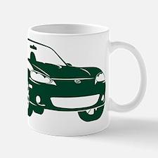 NB Green Mug