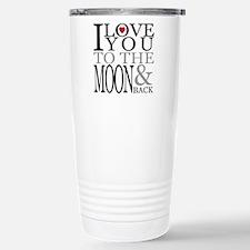 Love You to the Moon Travel Mug