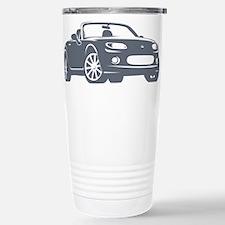 NC 1 Gray Miata Travel Mug