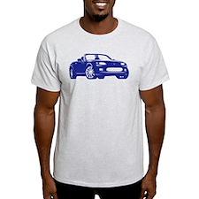 NC 1 Blue Miata T-Shirt