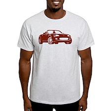 NC 1 Copper Miata T-Shirt