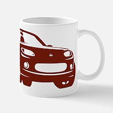 NC 1 Copper Miata Mug