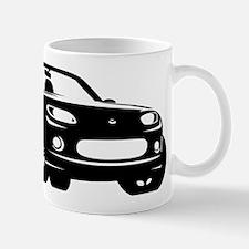 NC 1 Black Miata Mug