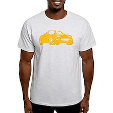 NC 1 Yellow Miata T-Shirt