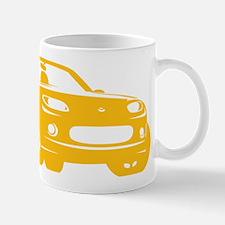 NC 1 Yellow Miata Mug