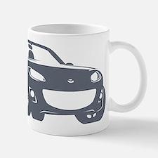 NC 2 Gray Miata Mug
