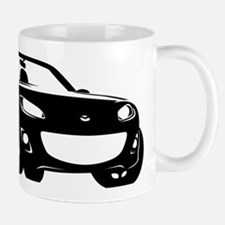 NC 2 Black Miata Mug