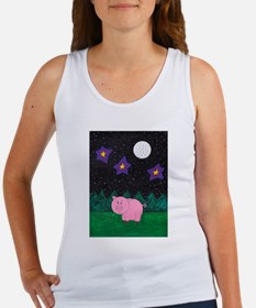 Floid at night Tank Top