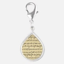 Antique Sheet Musi Charms