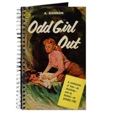 Odd Girl Out (Cave Cover) Journal