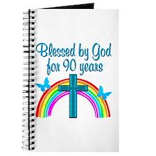 CHRISTIAN 90 YR OLD Journal