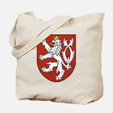 Coat of Arms czechoslovakia Tote Bag