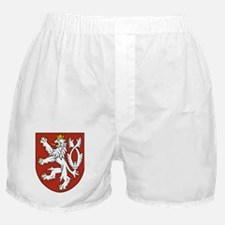 Coat of Arms czechoslovakia Boxer Shorts