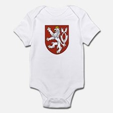 Coat of Arms czechoslovakia Body Suit