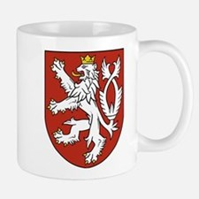Coat of Arms czechoslovakia Mugs