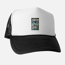 Pajama Party Trucker Hat