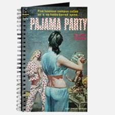 Pajama Party Journal