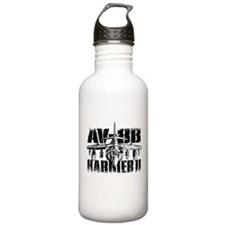 AV-8B Harrier II Water Bottle