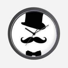 Cute Bowtie Wall Clock