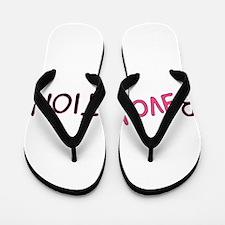 Revolution Love Backwards Flip Flops