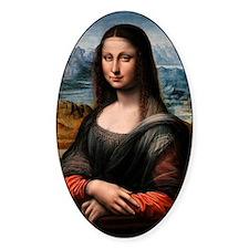 Mona Lisa - Prado (the first Mona L Decal