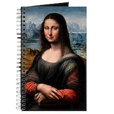 Mona Lisa - Prado (the first Mona Lisa) Journal