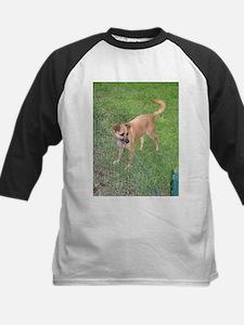 carolina dog full 2 Baseball Jersey