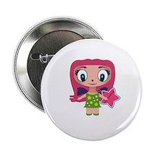 """Fairy Twinkle Dust 2.25"""" Button"""