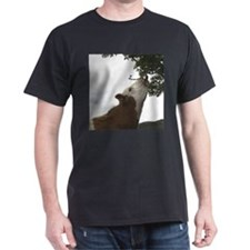 a mooving shot T-Shirt
