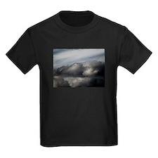 stormy sky T