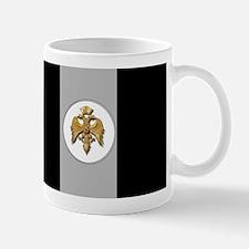 Romualdian flag Mugs