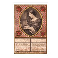 Victorian Prayer Postcards (Package of 8)