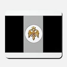 Romualdian flag Mousepad