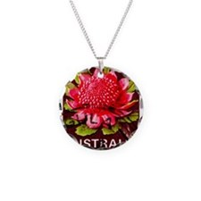 Australia Flower Necklace