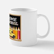 WELCOME BACK TO SCHOOL BUS Mug